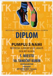 1_miesto_pumpuj-s-nami_refresh-junior-szus_tanecny-kubin_2016