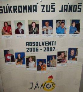 tablo 2006-2007