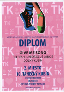 2_miesto_give-me-song_refresh-junior-szus_tanecny-kubin_2016