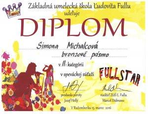Fullstar 2016_Michalcova