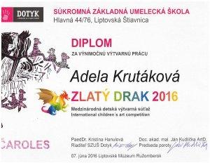 Zlaty drak 2016_Krutakova