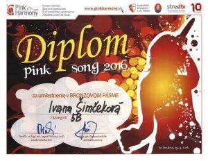 pinksong 2016_Simcekova